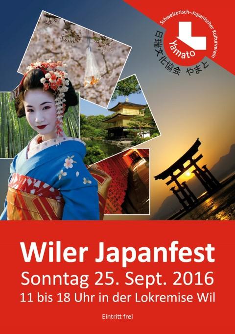 Wiler Japanfest 25 September 2016 Flyer A5 Yamato B (Small)